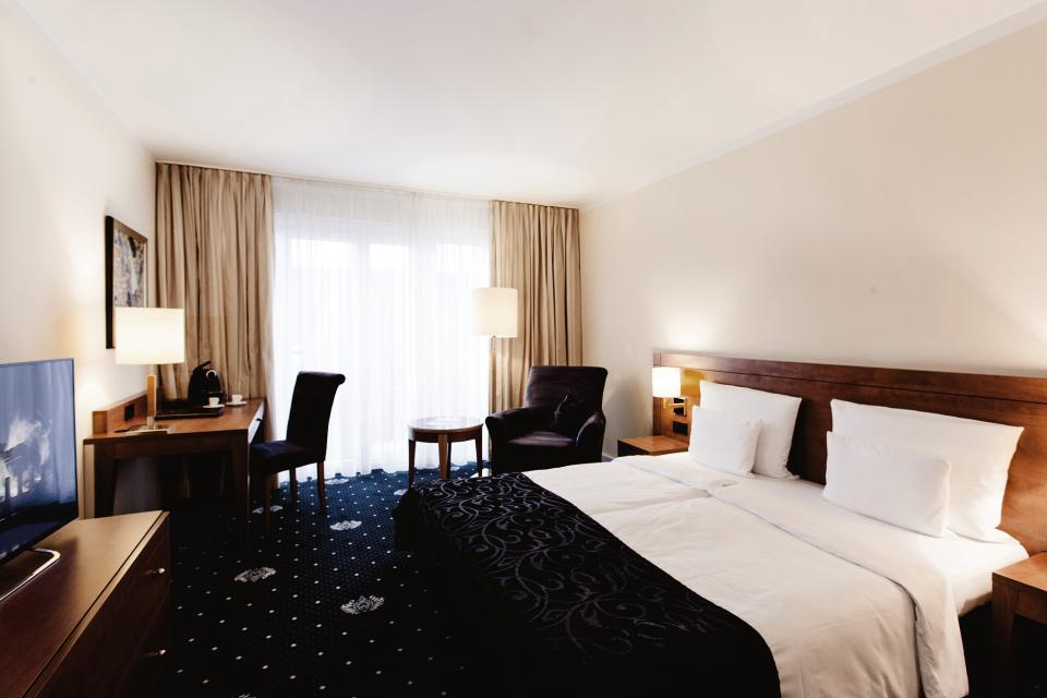 Tagen im Hotel Vier Jahreszeiten Starnberg