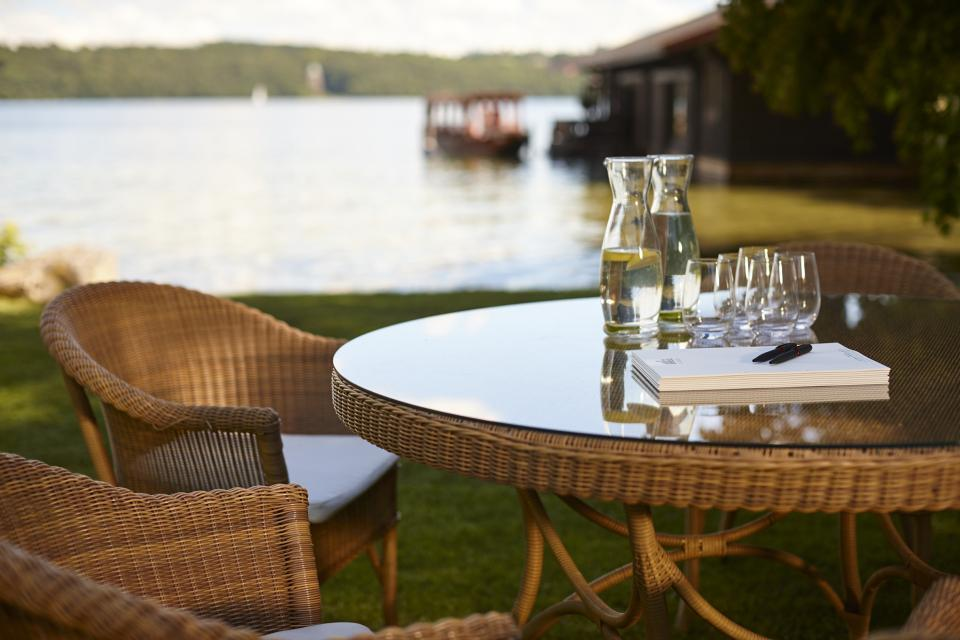 Tagen im LA VILLA am Starnberger See