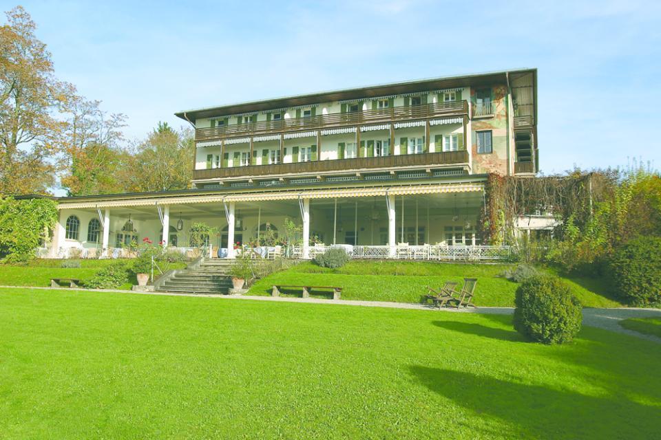 Tagen im Golfhotel Kaiserin Elisabeth