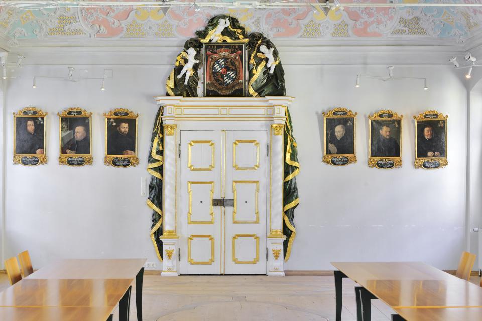 Tagen im Kloster Andechs