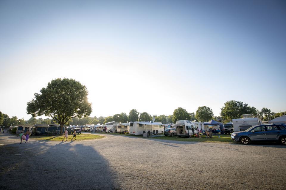 Campingplatz Utting am Ammersee
